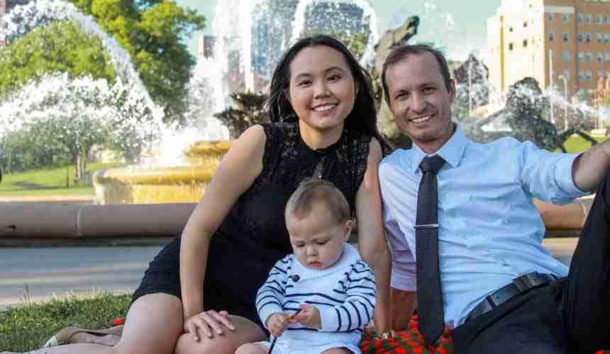 Dr. Goetz and family - Maxillofacial Prosthodontist Delray Beach