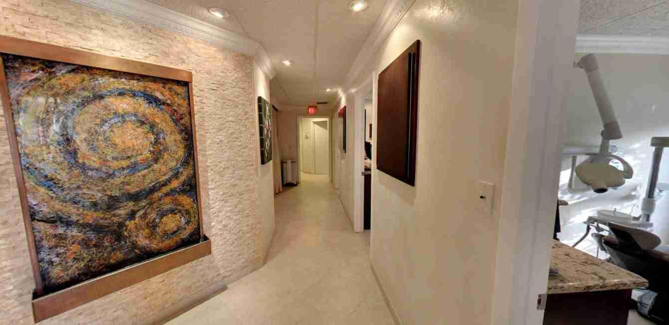 hallway - Ocean Breeze Prosthodontics
